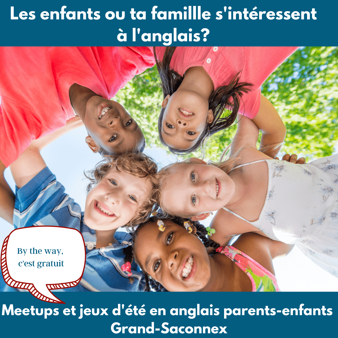 english meetups for kids and families in Grand-Saconnex, Genève